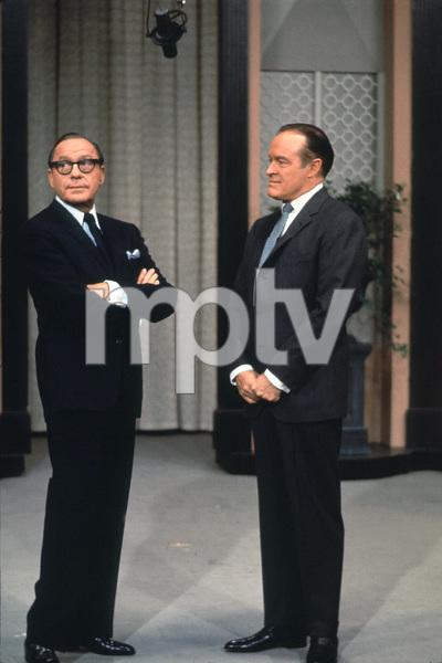 Bob Hope with Jack Benny, c. 1958.**I.V. - Image 0173_0559