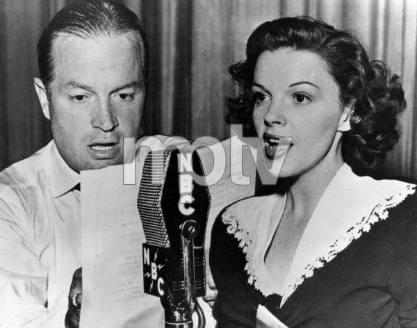 Bob Hope with Judy Garland.c. 1944/NBC**I.V. - Image 0173_0587
