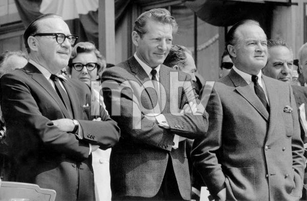 Bob Hope with Jack Benny and Danny Kaye atPrince Phillip