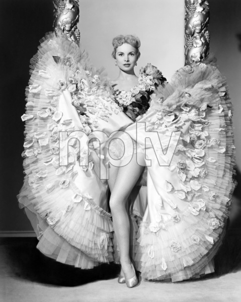 """Janet Leigh in """"Walking My Baby Back Home""""1953 Universal** I.V. / M.T. - Image 0194_0172"""