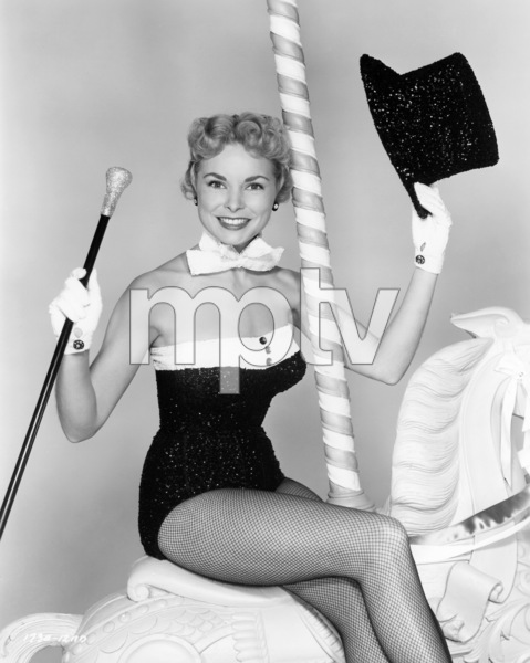 """Janet Leigh in """"Walking My Baby Back Home""""1953 Universal** I.V. / M.T. - Image 0194_0173"""