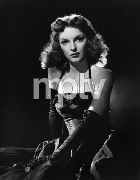 Julie London1949Photo by Jack Woods - Image 0199_0056
