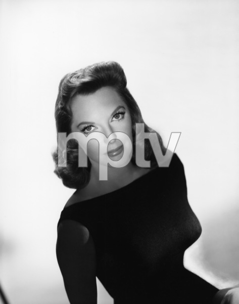 Julie Londoncirca 1960© 1978 Gene Howard - Image 0199_0057