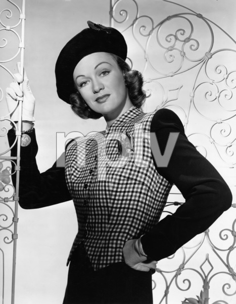 """Eve Arden in """"The Voice of the Turtle""""1947 Warner BrothersPhoto by Bert Six - Image 0287_0124"""
