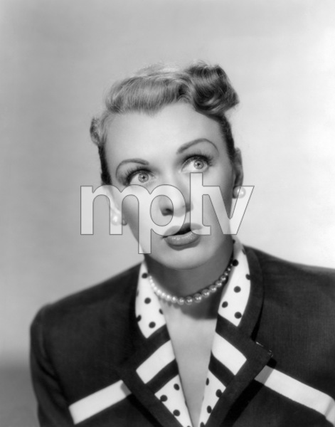 """Eve Arden in """"One Touch of Venus""""1948 Universal** B.D.M. - Image 0287_0503"""