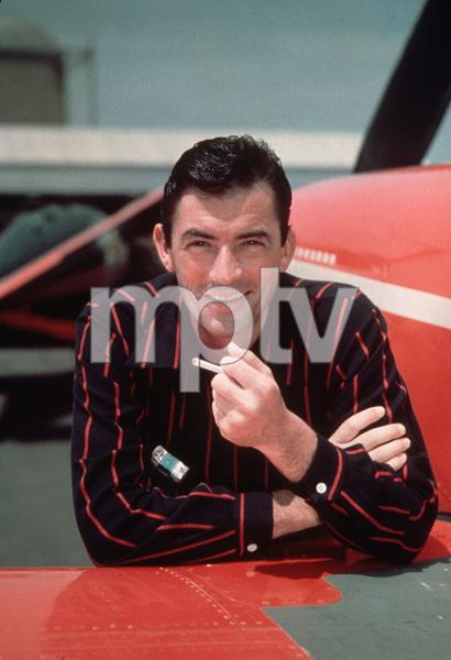 Gregory Peck1953 © 1978 Paul Hesse - Image 0288_0100
