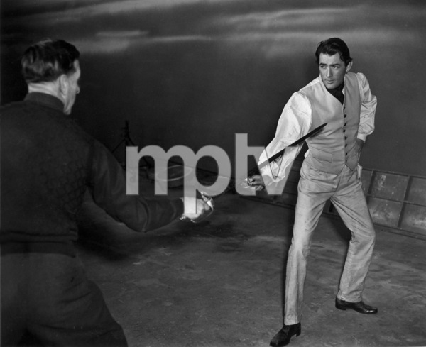 "Gregory Peck""Captain Horatio Hornblower""1951 Warner Brothersphoto By Bert Six - Image 0288_0105"
