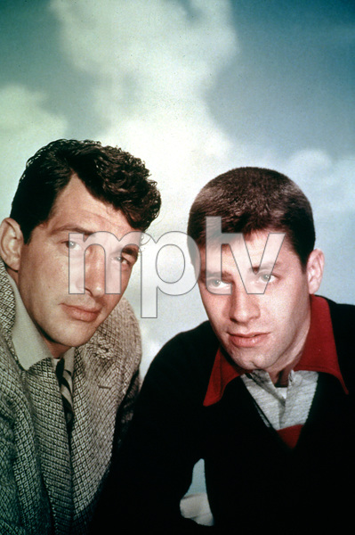 Jerry Lewis and Dean MartinC. 1952 - Image 0292_0448