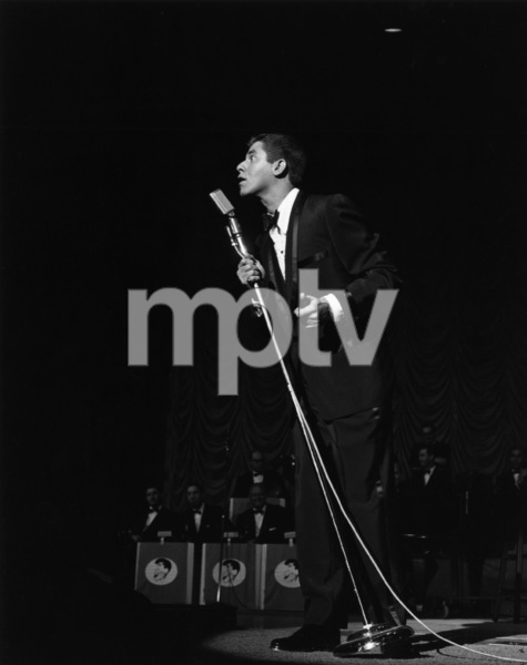 Jerry Lewis performingcirca 1958 © 1978 Sid Avery - Image 0292_0482