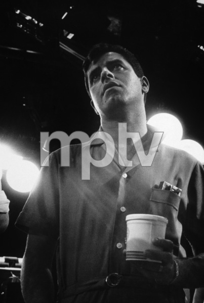 Jerry Lewis during a rehearsal for an NBC television show1960Photo by Ernest E. Reshovsky© 1978 Marc Reshovsky - Image 0292_0520
