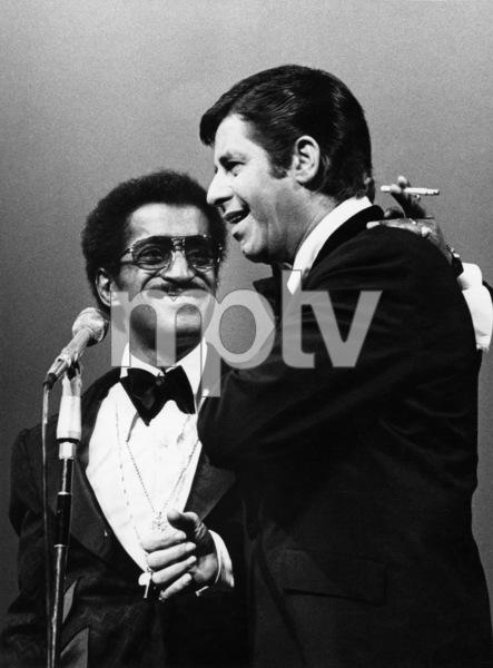 Jerry Lewis and Sammy Davis Jr.circa 1970sPhoto by Gabi Rona - Image 0292_0592
