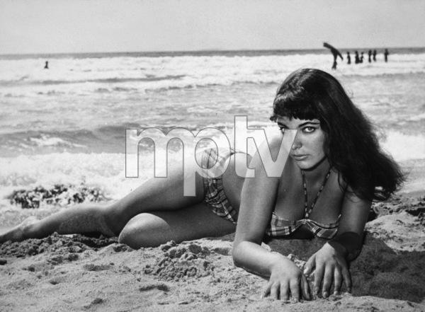 Joan Collins, c. 1955 - Image 0299_0026