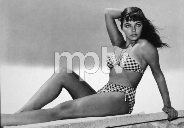 Joan Collins, c. 1955 - Image 0299_0027
