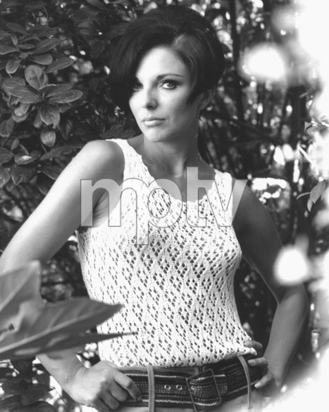 Joan CollinsAt Home1966 © 1978 Ken Whitmore - Image 0299_0093