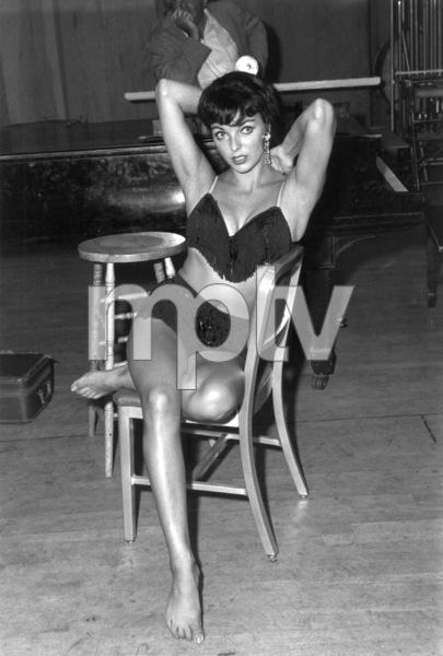 Joan CollinsCirca. 1960 © 1978 David Sutton - Image 0299_0100