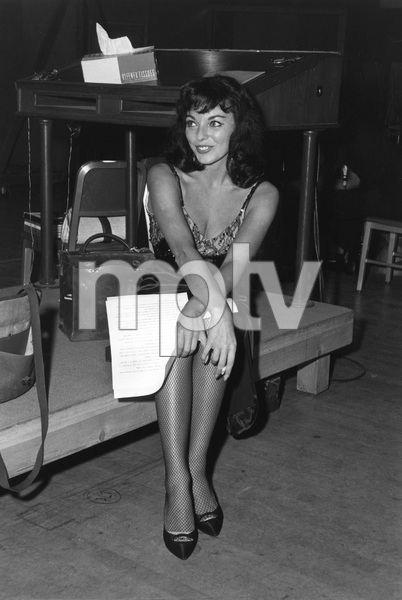 Joan Collinscirca 1960 © 1978 David Sutton - Image 0299_0101