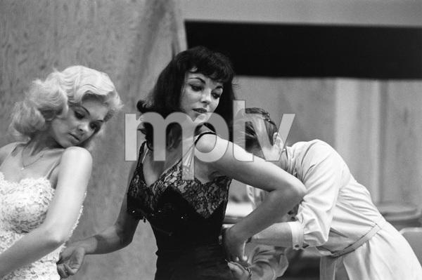Joan Collinscirca 1960 © 1978 David Sutton - Image 0299_0117