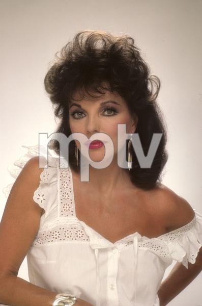 Joan Collins1984 © 1984 Mario Casilli - Image 0299_0202