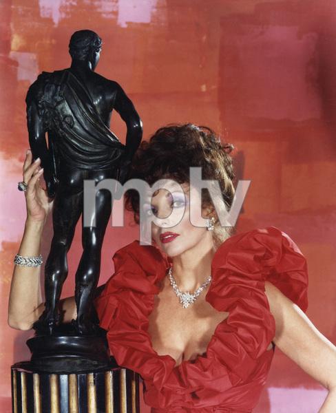 Joan Collinscirca 1982 © 1982 Wallace Seawell - Image 0299_0223