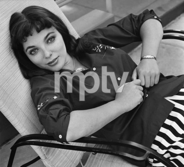 Joan Collins 1955 © 1978 Sid Avery - Image 0299_0231
