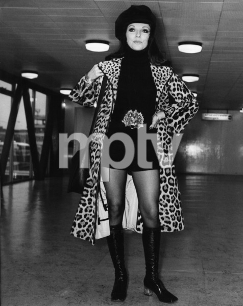Joan Collins at London