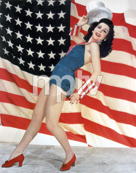 Ann MillerCirca 1942 - Image 0308_0019