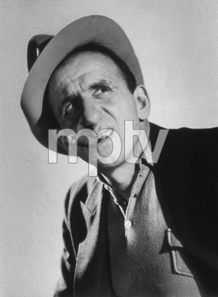 Jimmy Durante, circa 1940 © 1978 Clarence S. BullMPTV - Image 0312_0006