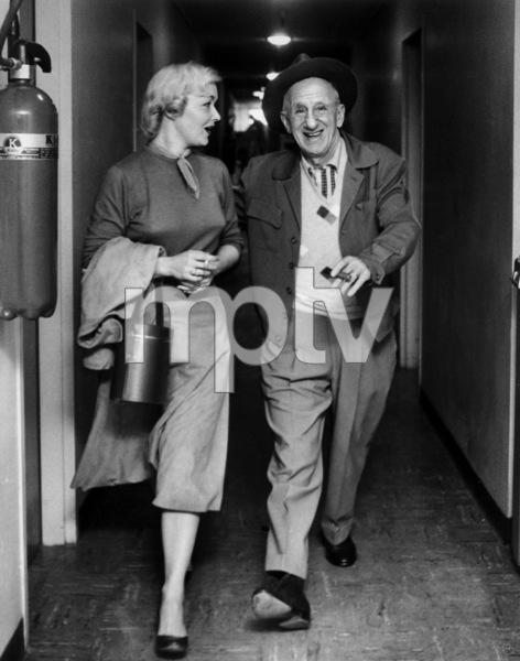 Jimmy Durante1960 © 1978 David Sutton - Image 0312_0019
