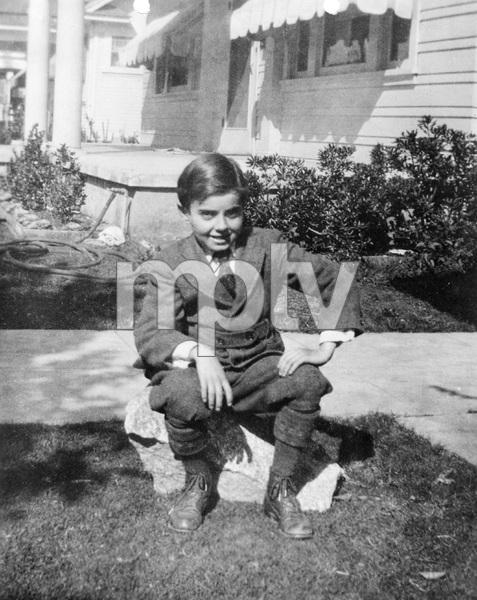 Tyrone Power, age 8, 1921, I.V. - Image 0319_0189