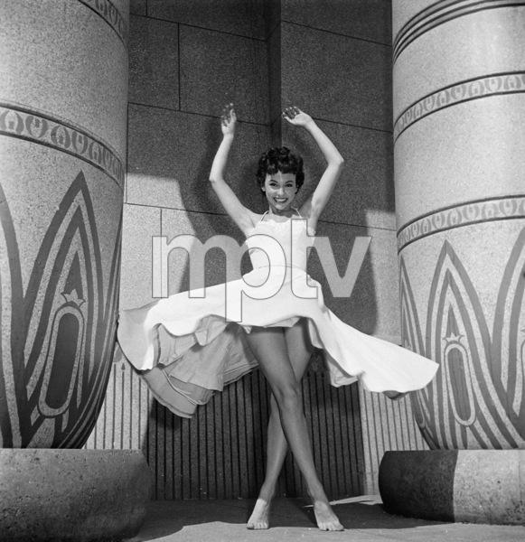 Rita Moreno1954© 1978 David Sutton - Image 0320_0034