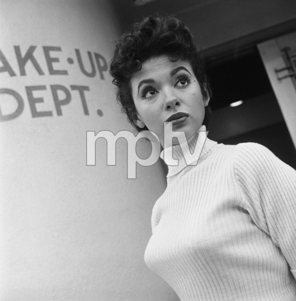 Rita Moreno at 20th Century Fox Studios1954© 1978 David Sutton - Image 0320_0068