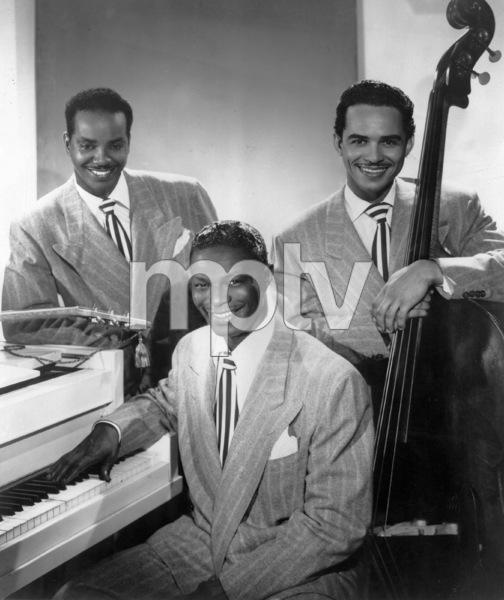 Nat King ColeNat King Cole Trioc. 1940 - Image 0321_0020