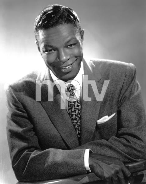 Nat King Cole 1954 © 1978 Sid Avery - Image 0321_0022