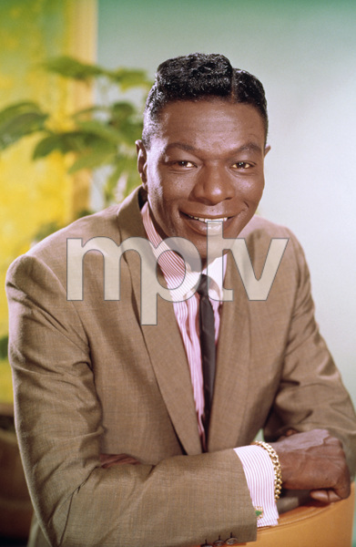 Nat King Colecirca 1960© 1978 Glenn Embree - Image 0321_0047