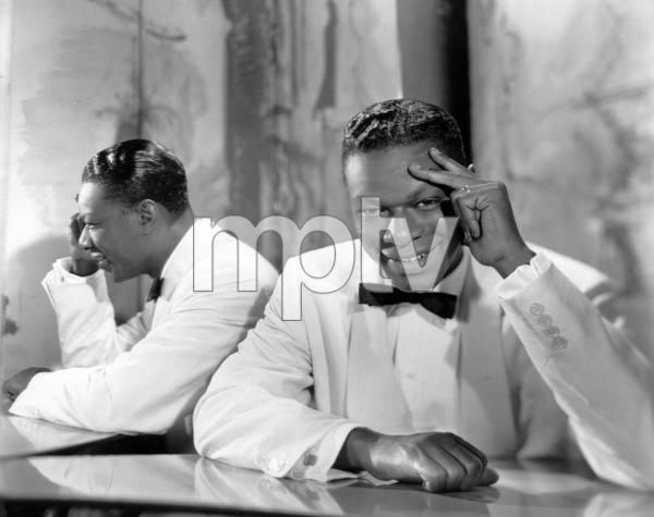 Nat King Cole1952 © 1978 Wallace Seawell - Image 0321_0060