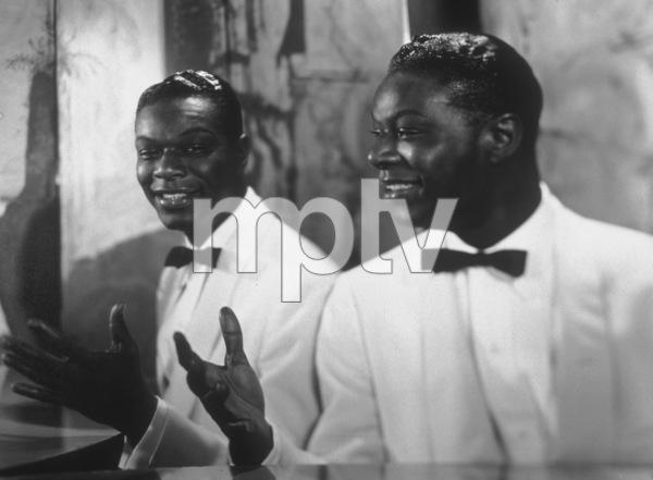 Nat King Colecirca 1954 © 1978 Wallace Seawell - Image 0321_0065