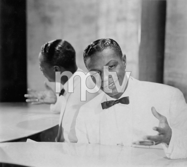 Nat King Cole1952 © 1978 Wallace Seawell - Image 0321_0200
