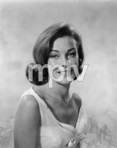 Frances Bergencirca 1961 © 1978 Wallace Seawell - Image 0322_0052