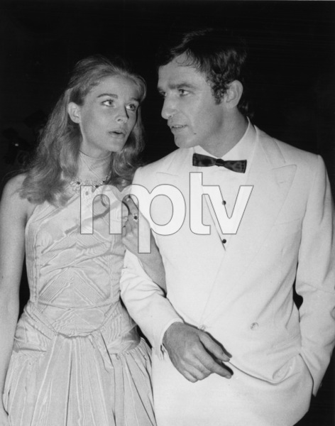 "Candice Bergen w/ Bekim Feymu on the set of ""The Adventurers""Sept. 4, 1968 - Image 0324_0187"