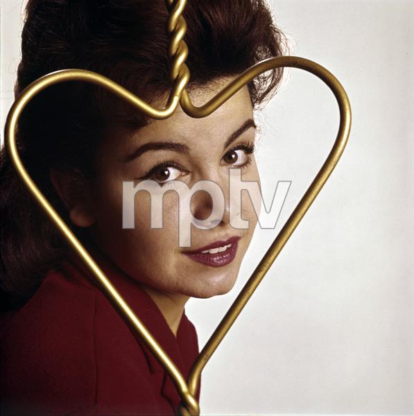 Annette Funicellocirca 1961© 1978 Gene Trindl - Image 0330_0177