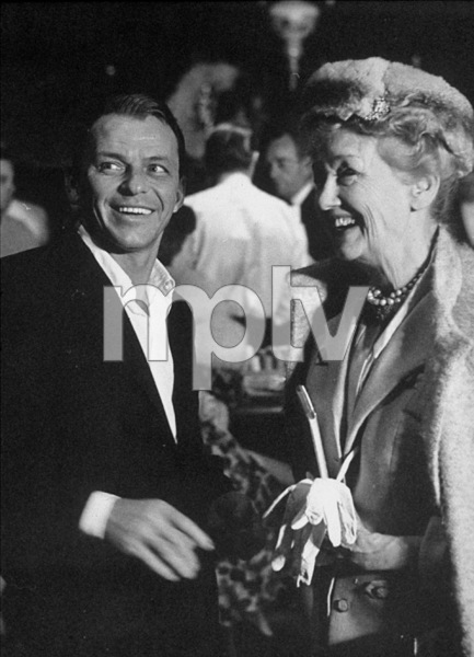 Frank Sinatra and Hedda Hopperc. 1960 - Image 0337_0087