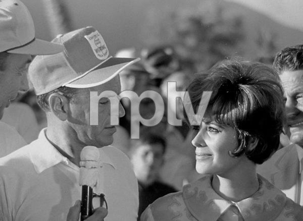 Frank Sinatra and Jill St. JohnPalm Springs, 1964 © 1978 David Sutton - Image 0337_0608