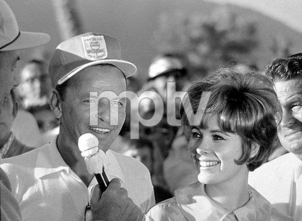 Frank Sinatra and Jill St. JohnPalm Springs, 1964 © 1978 David Sutton - Image 0337_0609