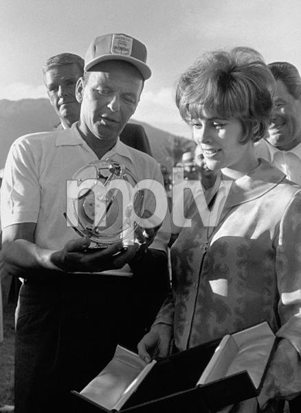 Frank Sinatra and Jill St. JohnPalm Springs, 1964 © 1978 David Sutton - Image 0337_0610