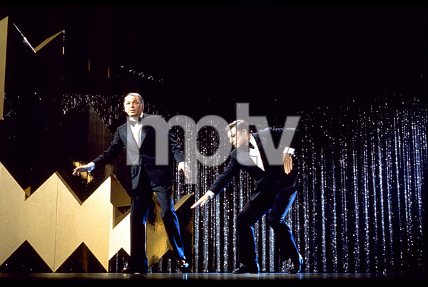 Frank Sinatra and Gene Kelly1973 © 1978 David Sutton - Image 0337_0615