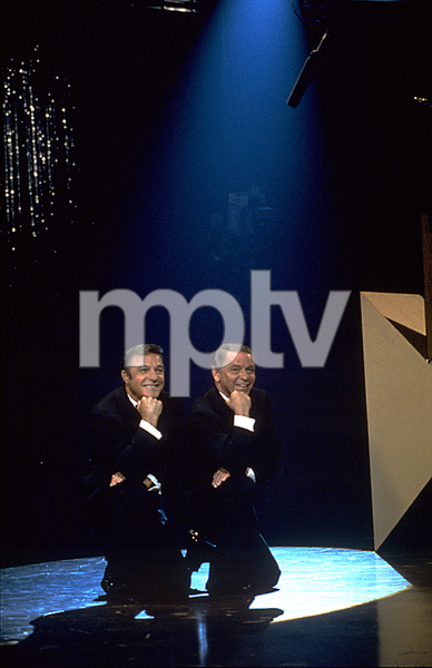 Frank Sinatra and Gene Kelly1973 © 1978 David Sutton - Image 0337_0633