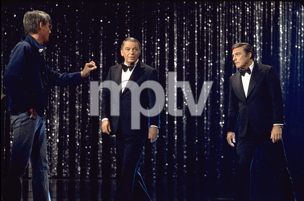 Frank Sinatra and Gene Kelly1973 © 1978 David Sutton - Image 0337_0691