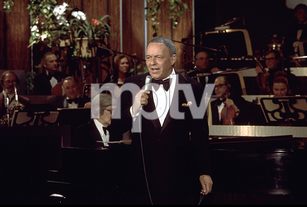 Frank Sinatra 1973 © 1978 David Sutton - Image 0337_0717