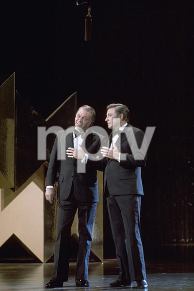 Frank Sinatra and Gene Kelly1973 © 1978 David Sutton - Image 0337_0718