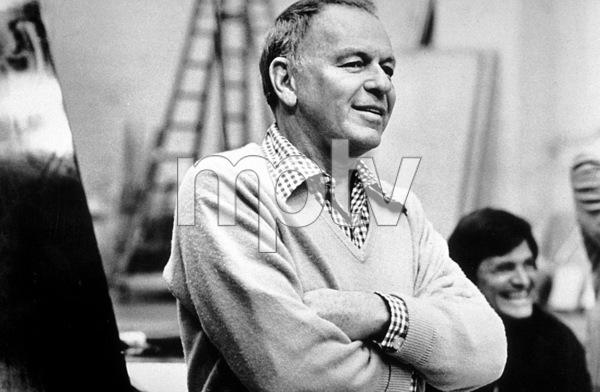 Frank Sinatra 1980 © 1980 Ted Allan - Image 0337_0798